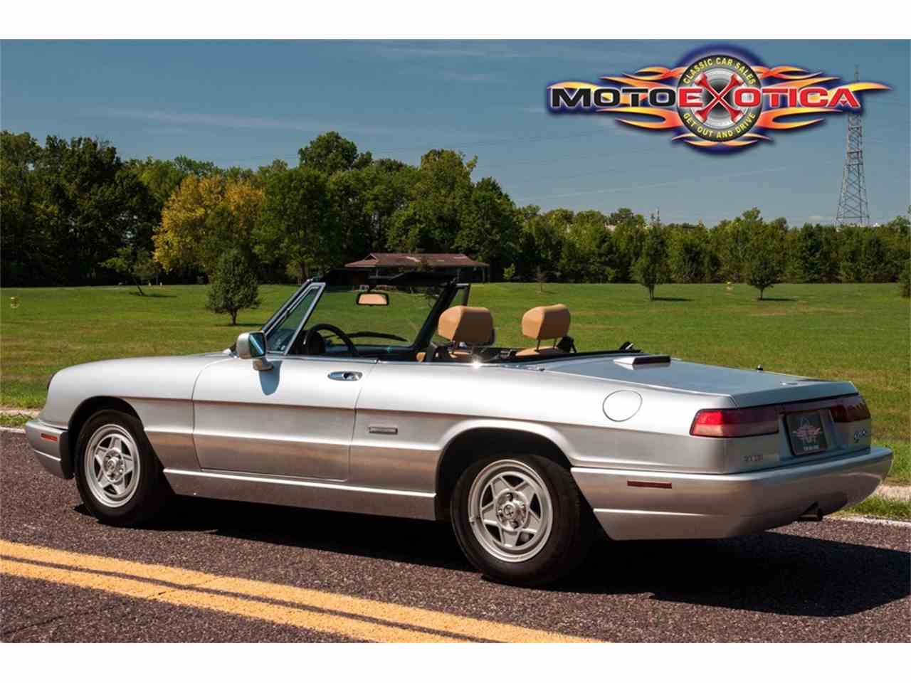 Large Picture of '91 Spider - LS3N