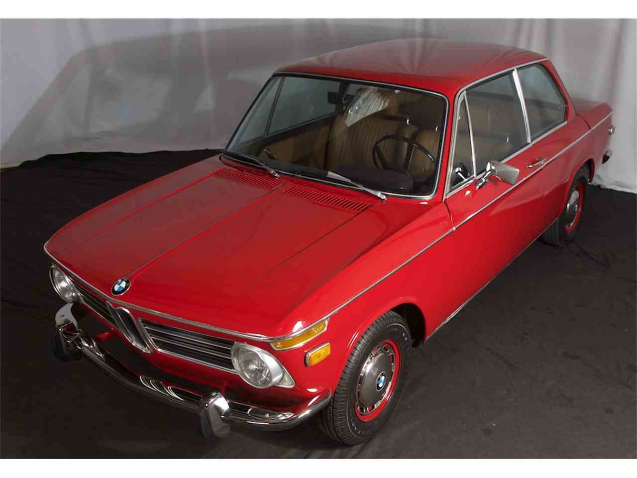 1970 bmw 2002 for sale cc 1010062. Black Bedroom Furniture Sets. Home Design Ideas