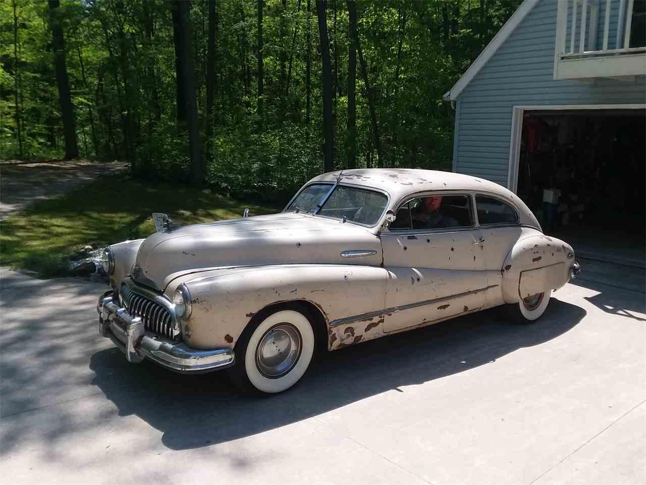 1948 Buick Roadmaster for Sale | ClassicCars.com | CC-1010621