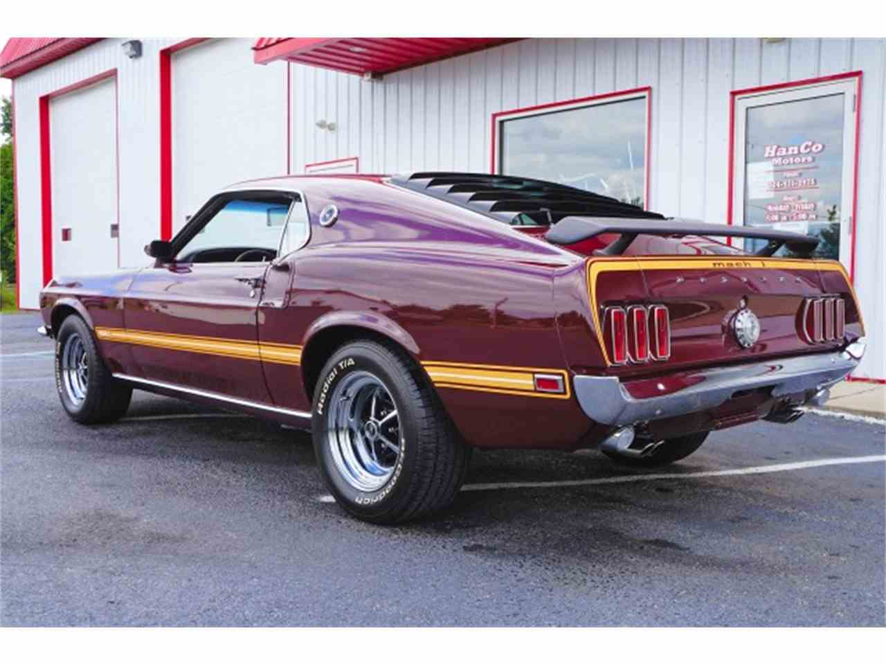 Large Picture of '69 Mustang - LS4A