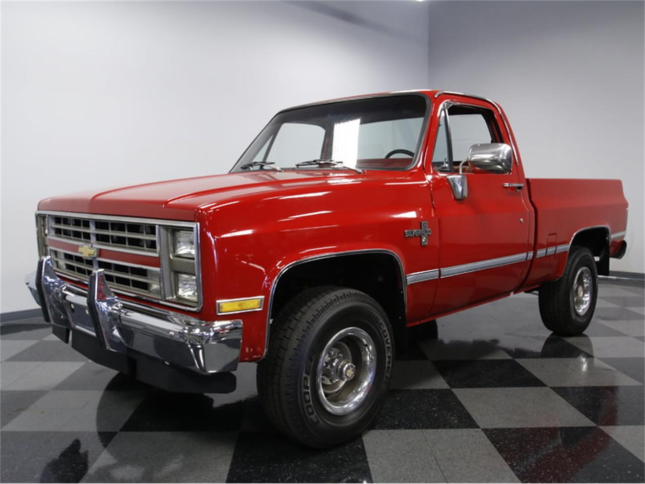 Large Picture of '85 Chevrolet K-10 located in Concord North Carolina Offered by Streetside Classics - Charlotte - LS4D