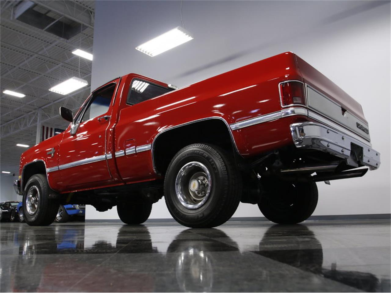 Large Picture of '85 Chevrolet K-10 - $26,995.00 - LS4D