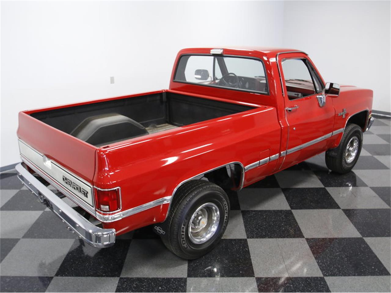 Large Picture of 1985 Chevrolet K-10 - $26,995.00 Offered by Streetside Classics - Charlotte - LS4D