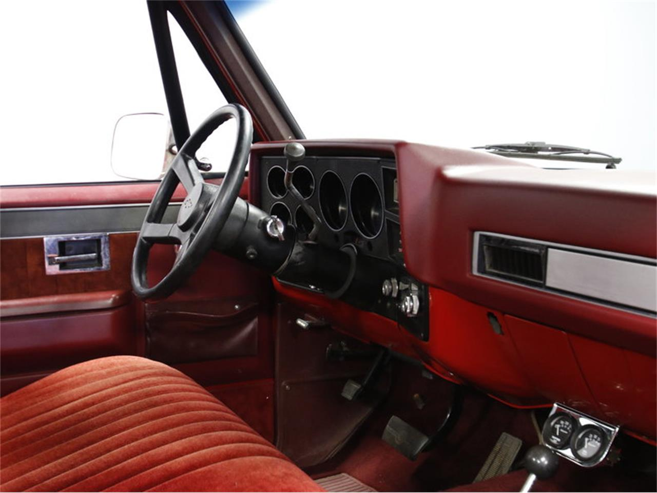 Large Picture of '85 K-10 Offered by Streetside Classics - Charlotte - LS4D