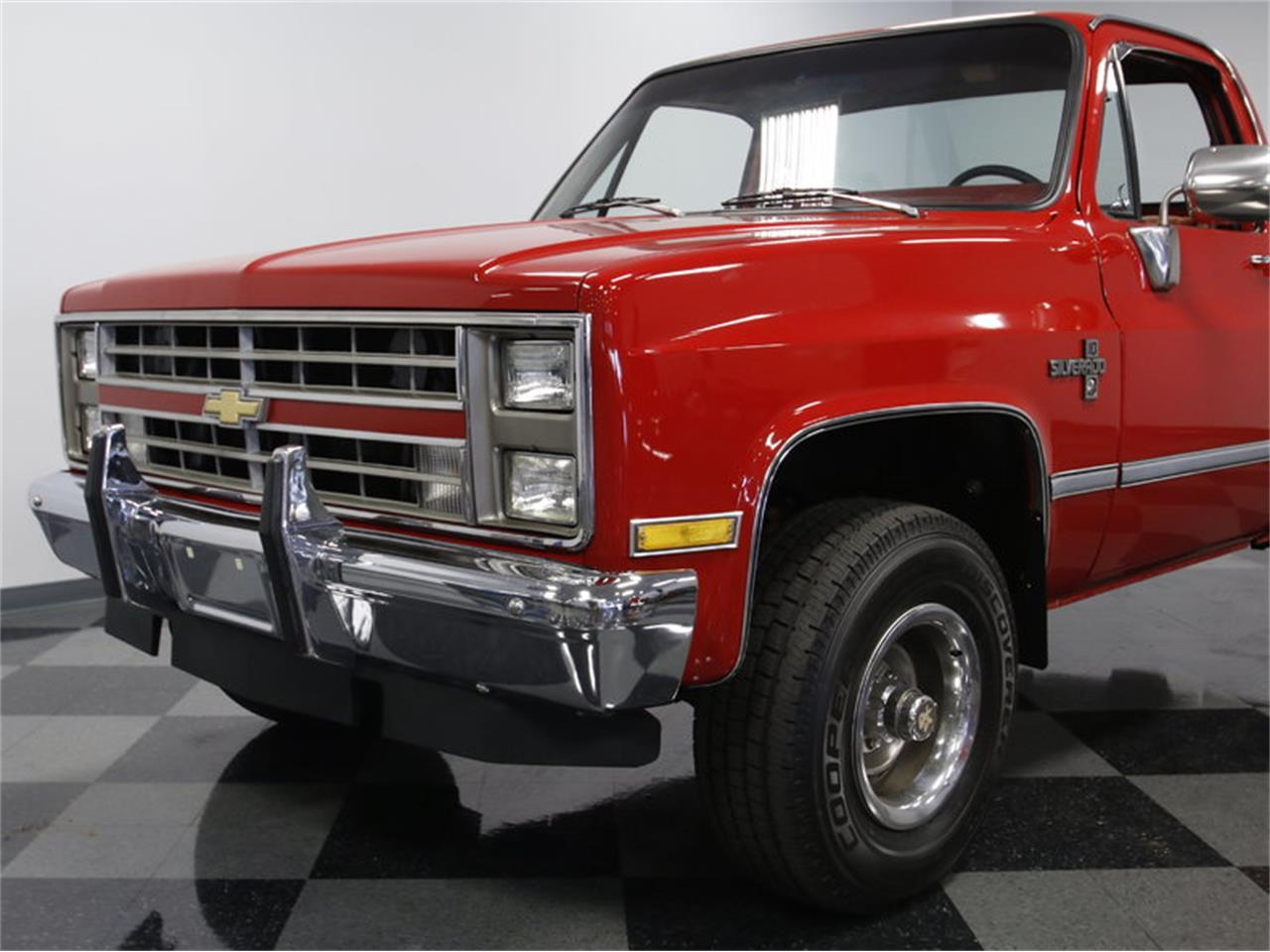 Large Picture of 1985 Chevrolet K-10 Offered by Streetside Classics - Charlotte - LS4D