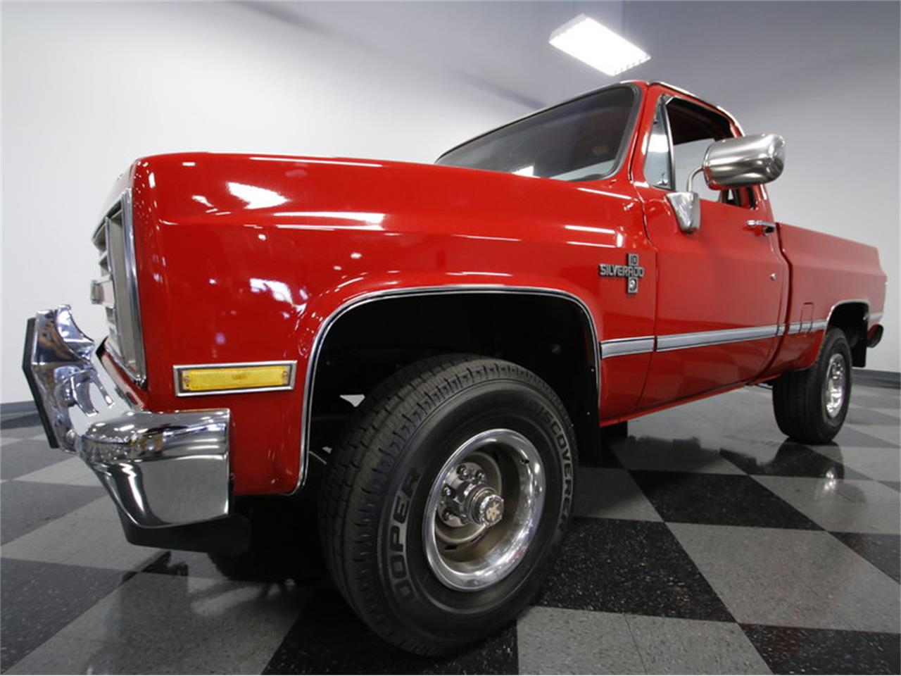Large Picture of '85 K-10 - $26,995.00 Offered by Streetside Classics - Charlotte - LS4D