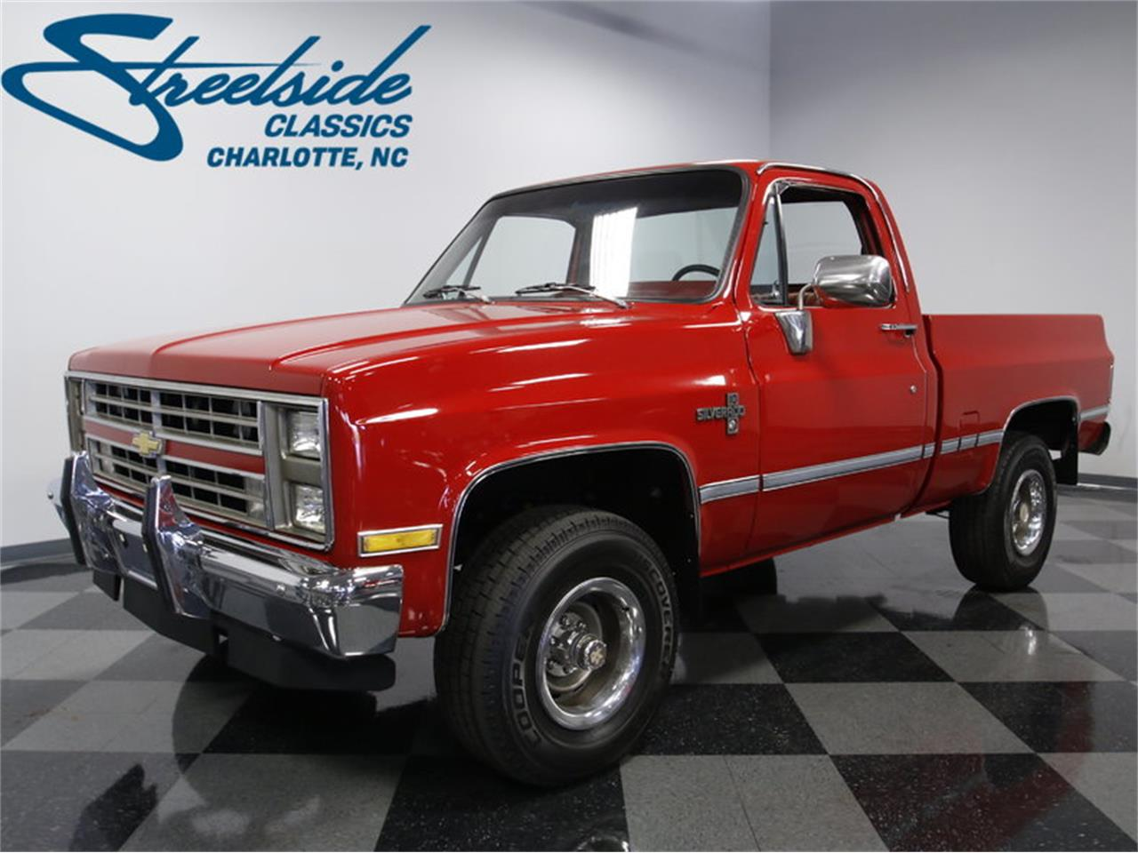 Large Picture of 1985 K-10 located in North Carolina - LS4D