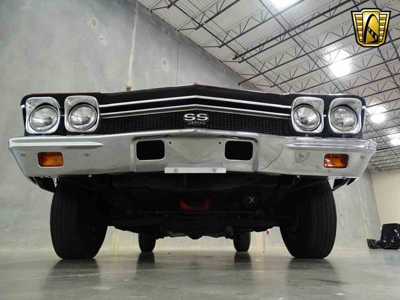 Large Picture of '68 Chevelle - LS4V