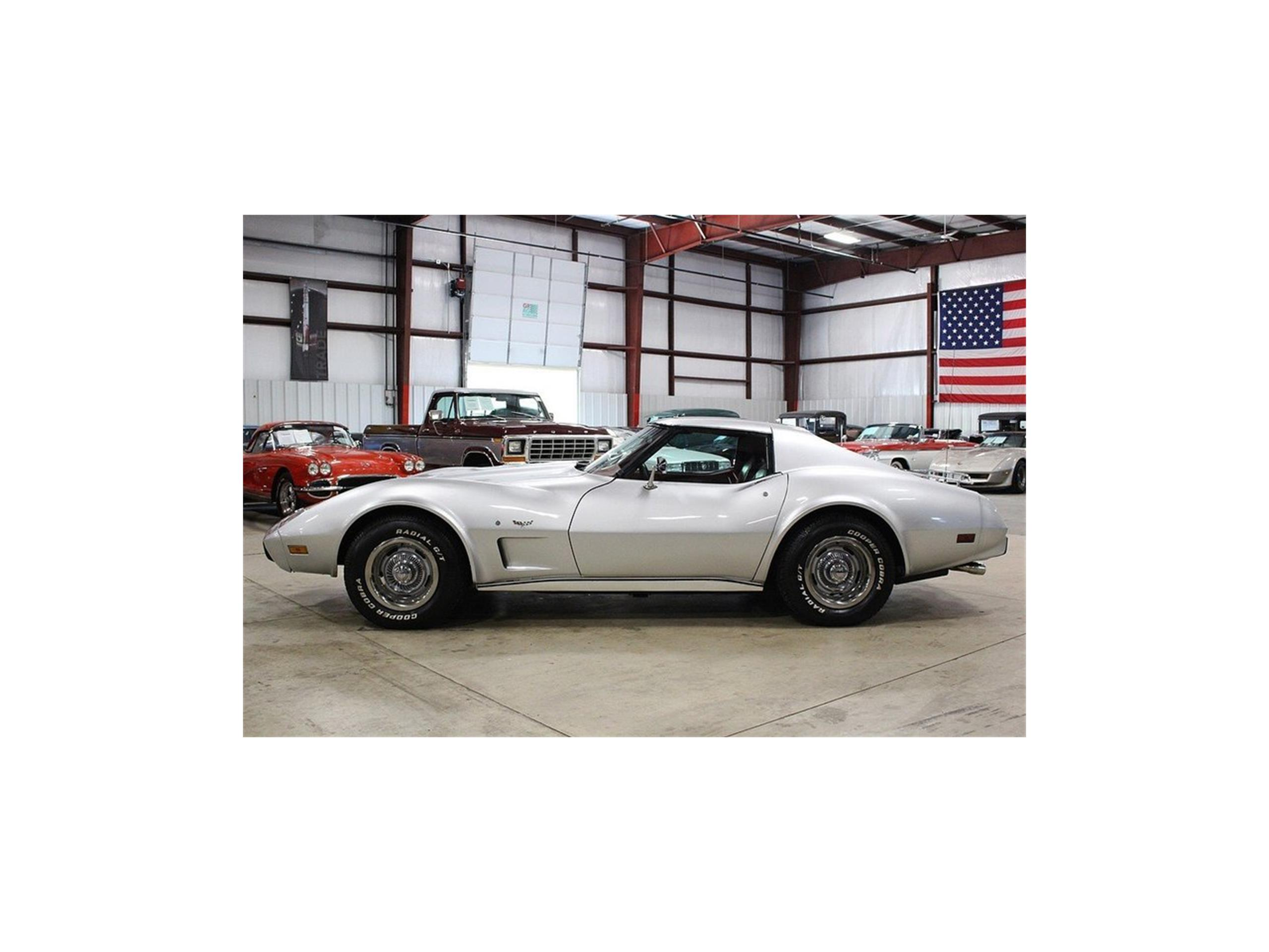 Large Picture of '77 Corvette - LS4X