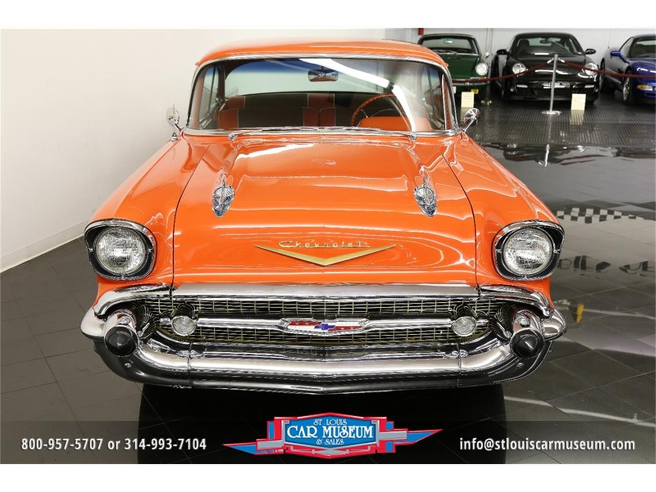 Large Picture of '57 Bel Air - LS4Y