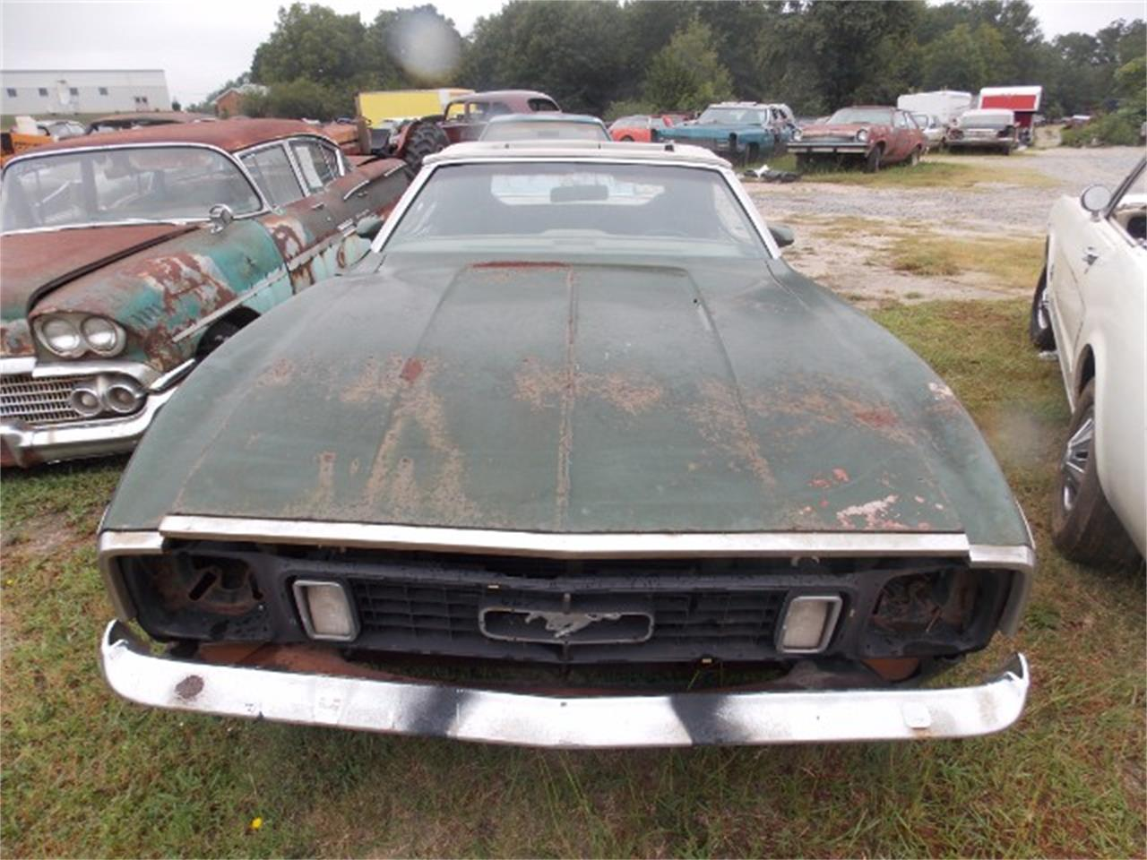 Large Picture of '72 Mustang - LS4Z