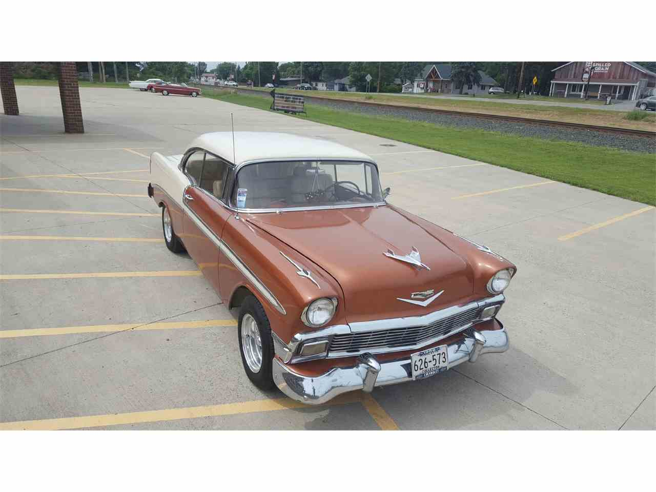 Large Picture of '56 Bel Air - LS51