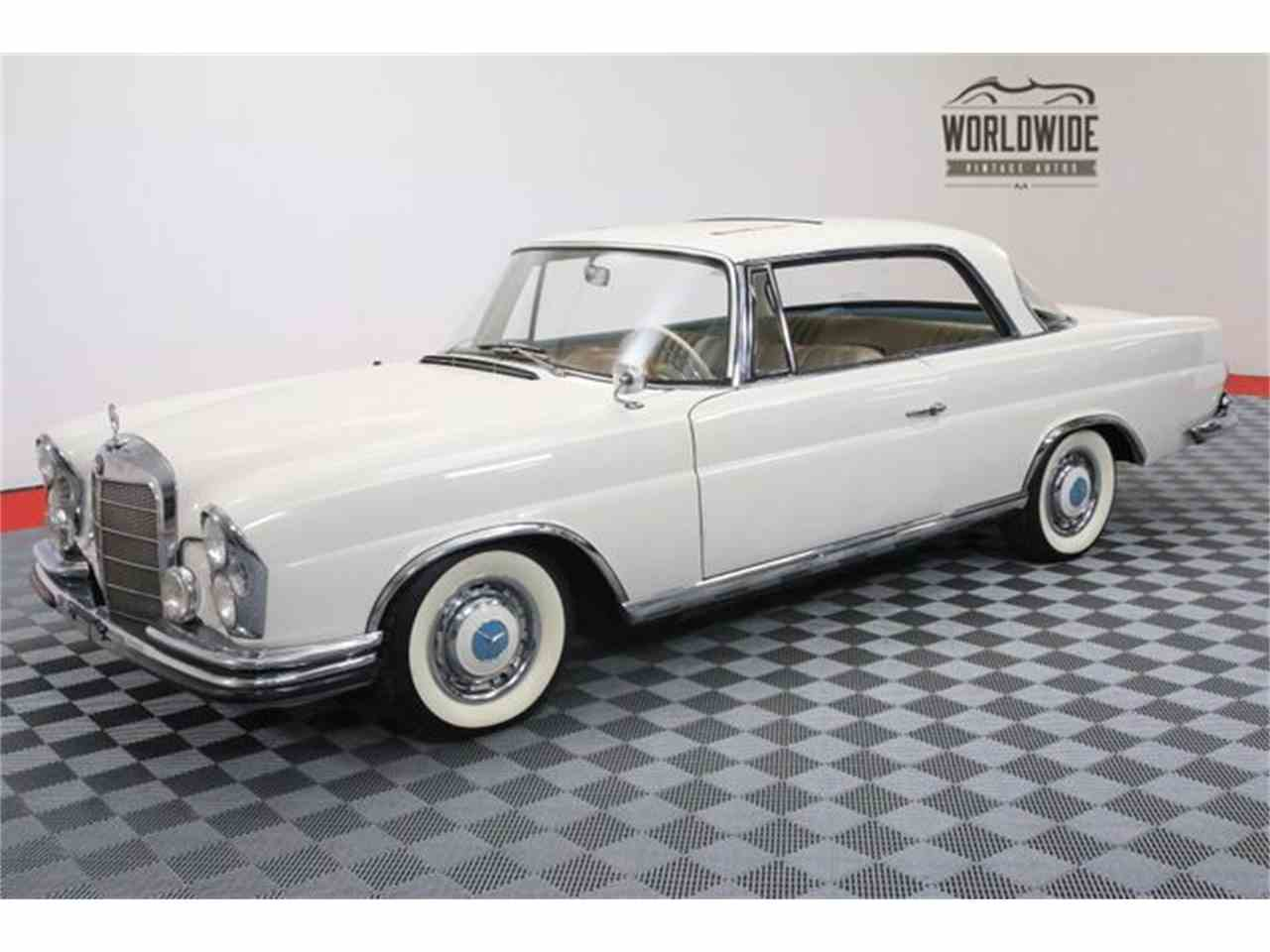 1963 Mercedes-Benz 220SE for Sale | ClassicCars.com | CC-1010625
