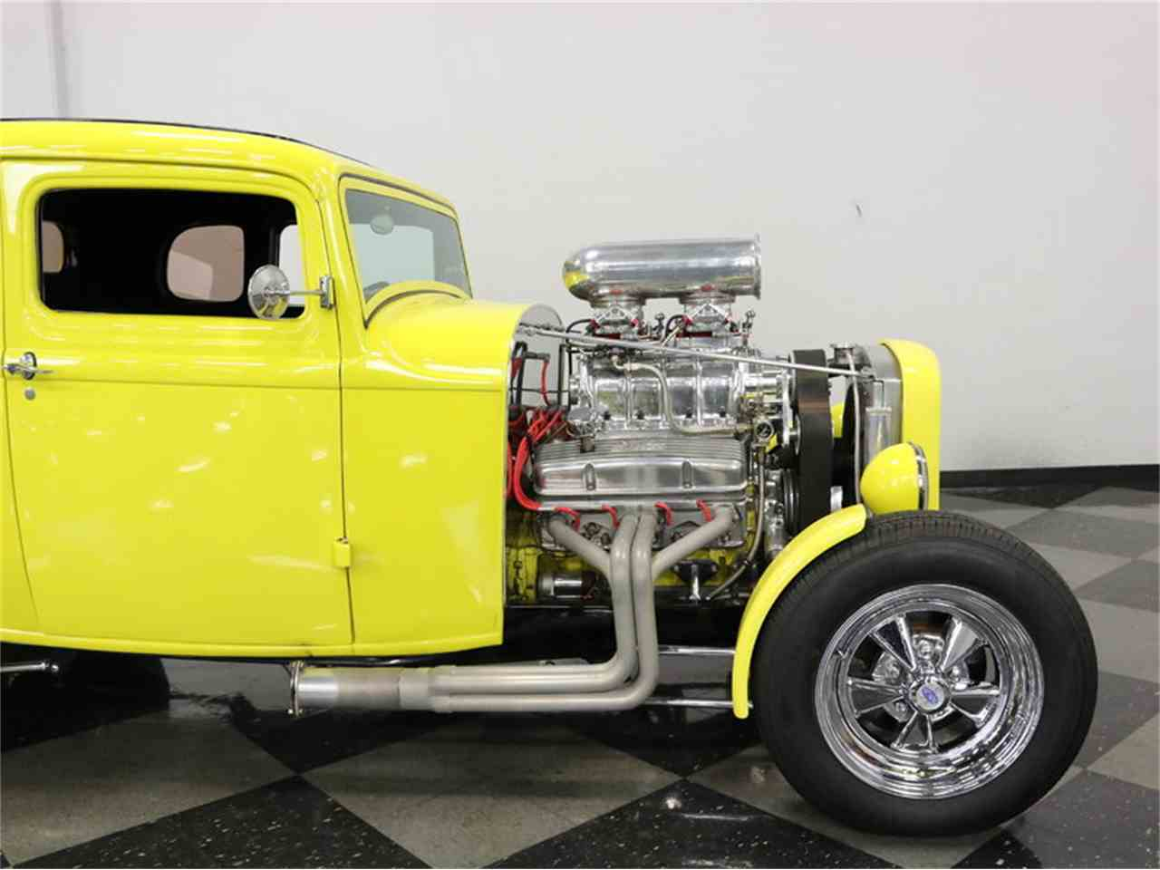 Large Picture of '32 5-Window Coupe - LS57