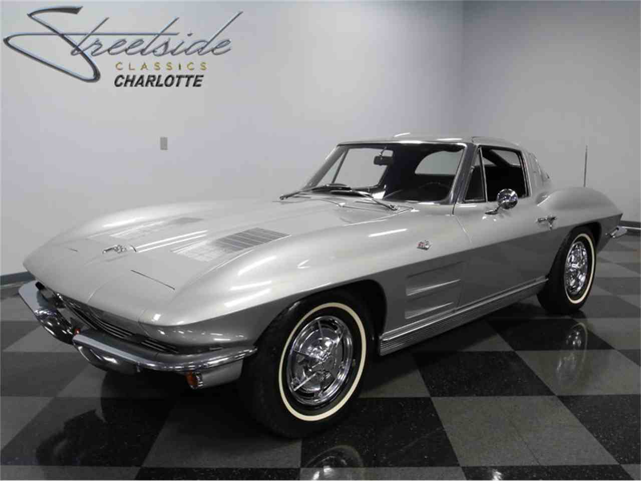 Large Picture of 1963 Chevrolet Corvette located in North Carolina - $93,995.00 Offered by Streetside Classics - Charlotte - LS59