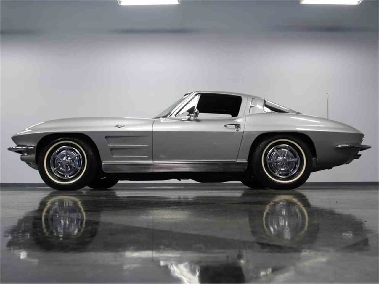 Large Picture of Classic 1963 Chevrolet Corvette Offered by Streetside Classics - Charlotte - LS59