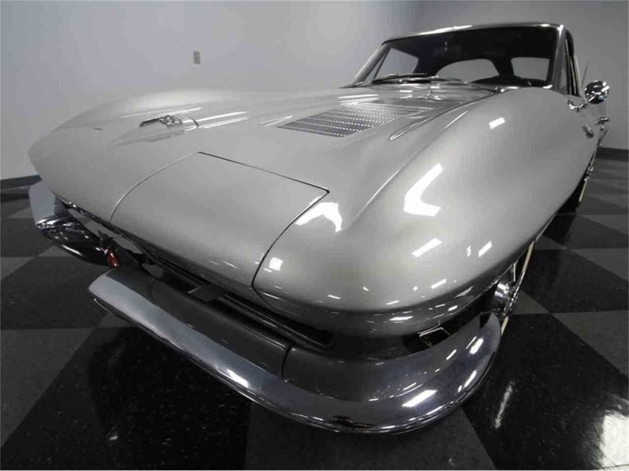 Large Picture of '63 Corvette - LS59