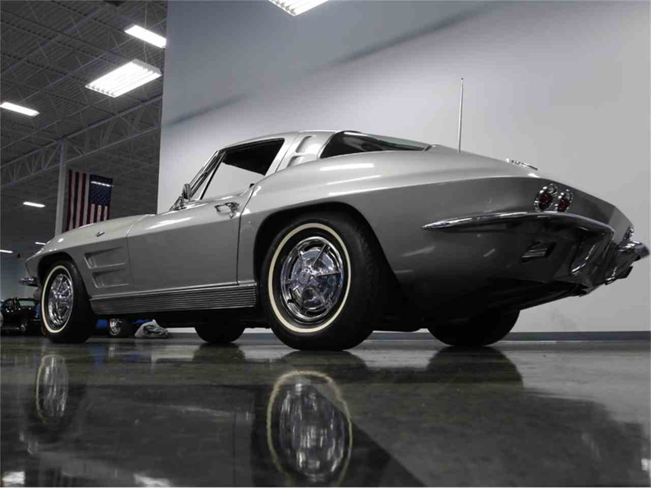 Large Picture of Classic '63 Chevrolet Corvette located in Concord North Carolina Offered by Streetside Classics - Charlotte - LS59