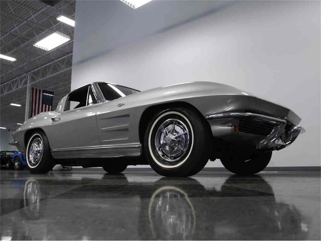 Large Picture of 1963 Corvette Offered by Streetside Classics - Charlotte - LS59