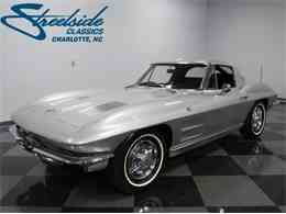 Picture of Classic 1963 Chevrolet Corvette located in Concord North Carolina - $93,995.00 Offered by Streetside Classics - Charlotte - LS59
