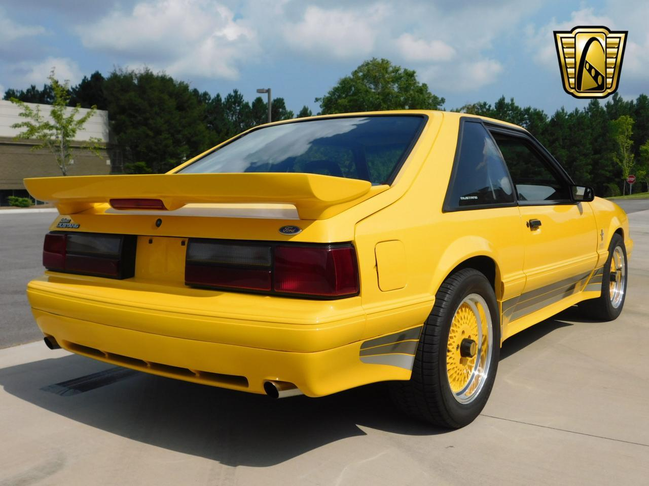 Large Picture of '88 Mustang - LS5I