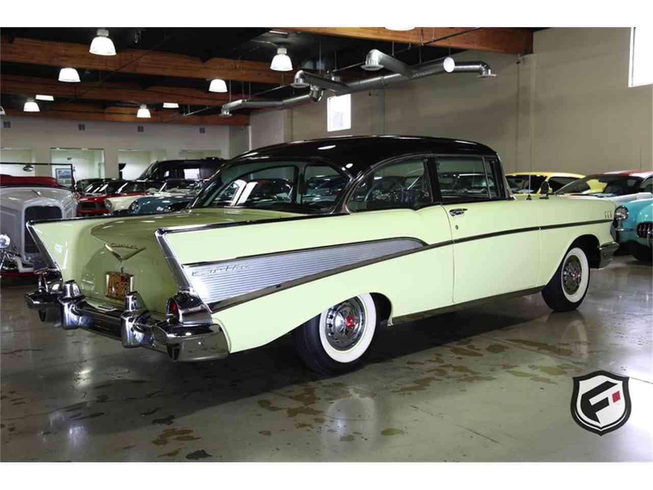Large Picture of Classic '57 Chevrolet Bel Air - LS5O