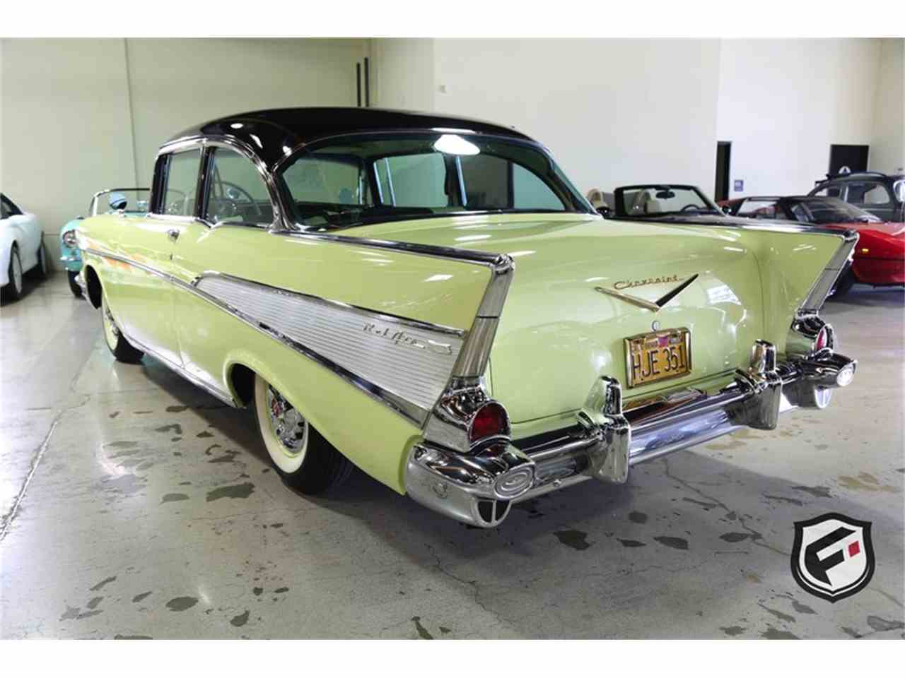 Large Picture of Classic 1957 Bel Air located in California - LS5O