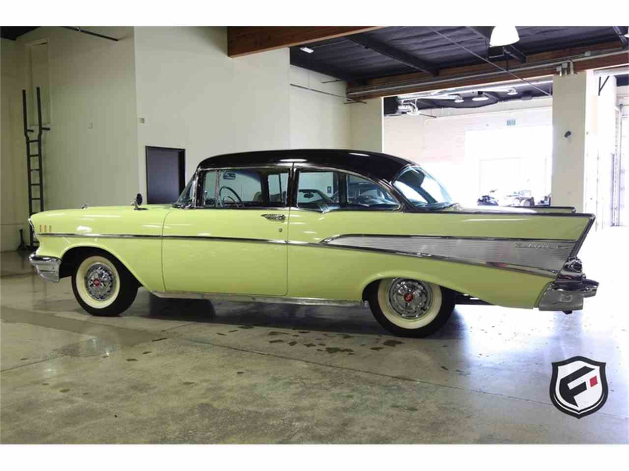Large Picture of 1957 Chevrolet Bel Air - $39,900.00 Offered by Fusion Luxury Motors - LS5O