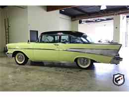 Picture of Classic 1957 Bel Air located in California - $39,900.00 Offered by Fusion Luxury Motors - LS5O