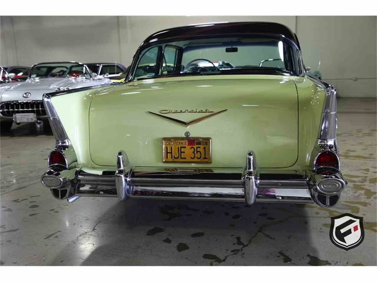 Large Picture of 1957 Chevrolet Bel Air located in California - $39,900.00 Offered by Fusion Luxury Motors - LS5O