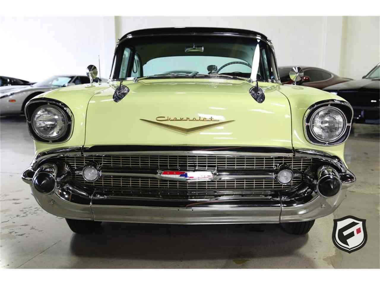 Large Picture of Classic '57 Bel Air Offered by Fusion Luxury Motors - LS5O