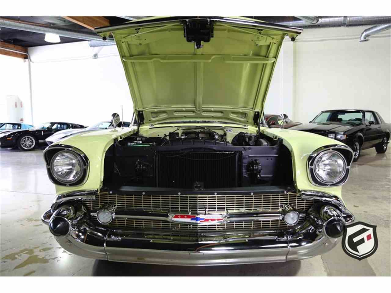 Large Picture of 1957 Chevrolet Bel Air located in Chatsworth California - $39,900.00 - LS5O