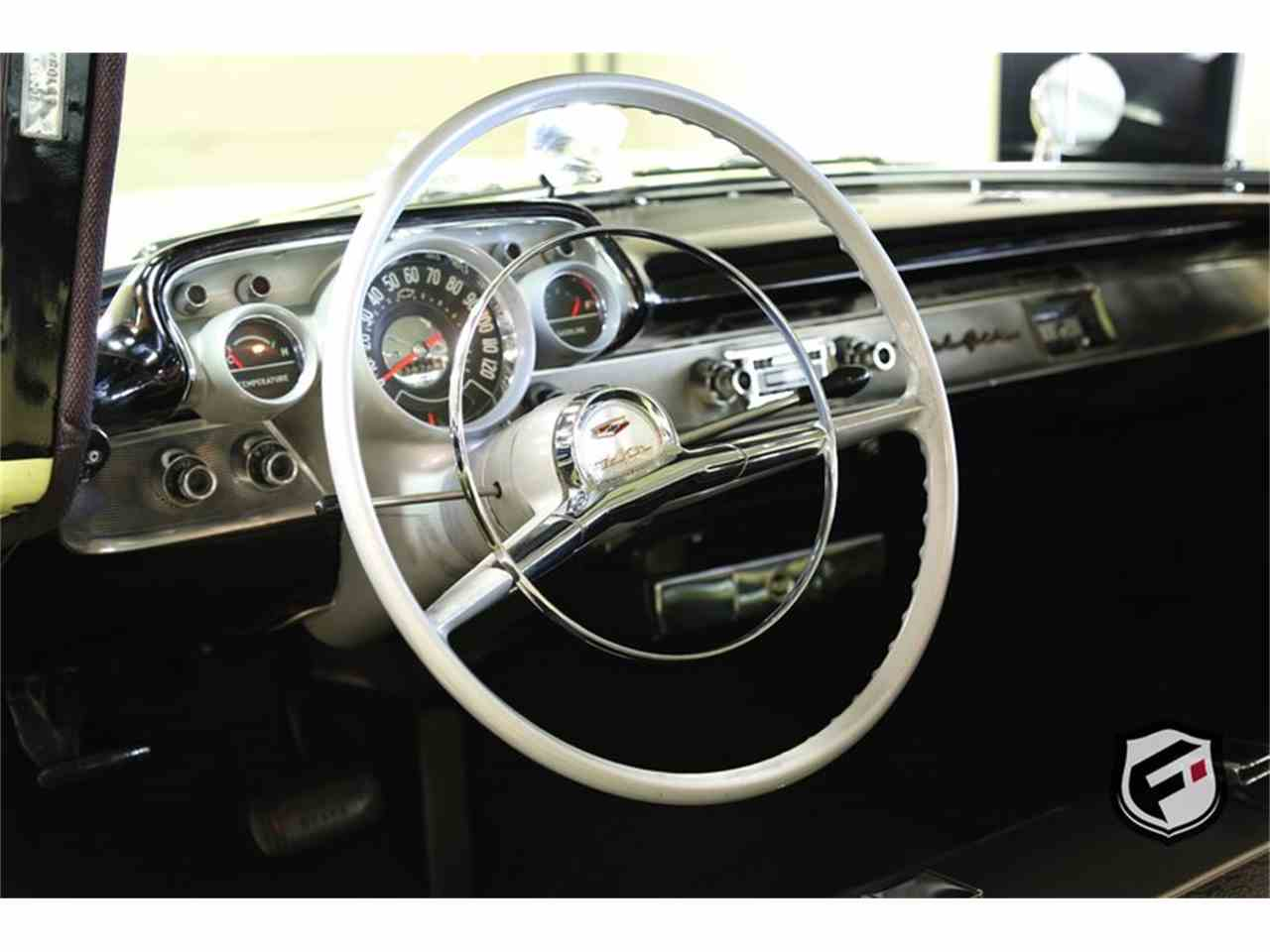 Large Picture of Classic 1957 Bel Air located in Chatsworth California - $39,900.00 Offered by Fusion Luxury Motors - LS5O