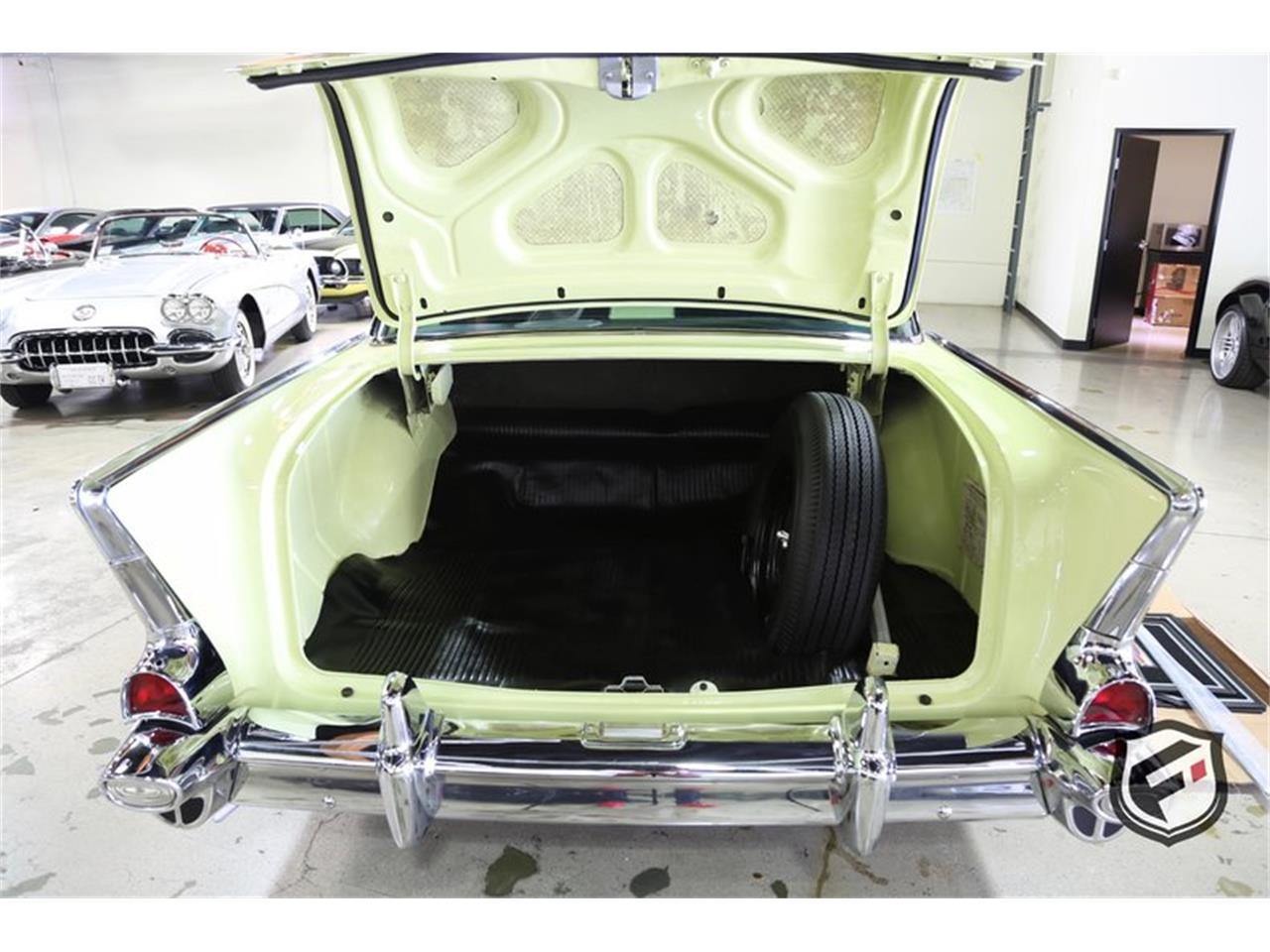 Large Picture of '57 Bel Air - LS5O