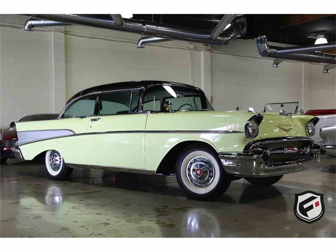 Large Picture of 1957 Bel Air Offered by Fusion Luxury Motors - LS5O
