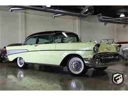 Picture of Classic 1957 Chevrolet Bel Air located in California Offered by Fusion Luxury Motors - LS5O