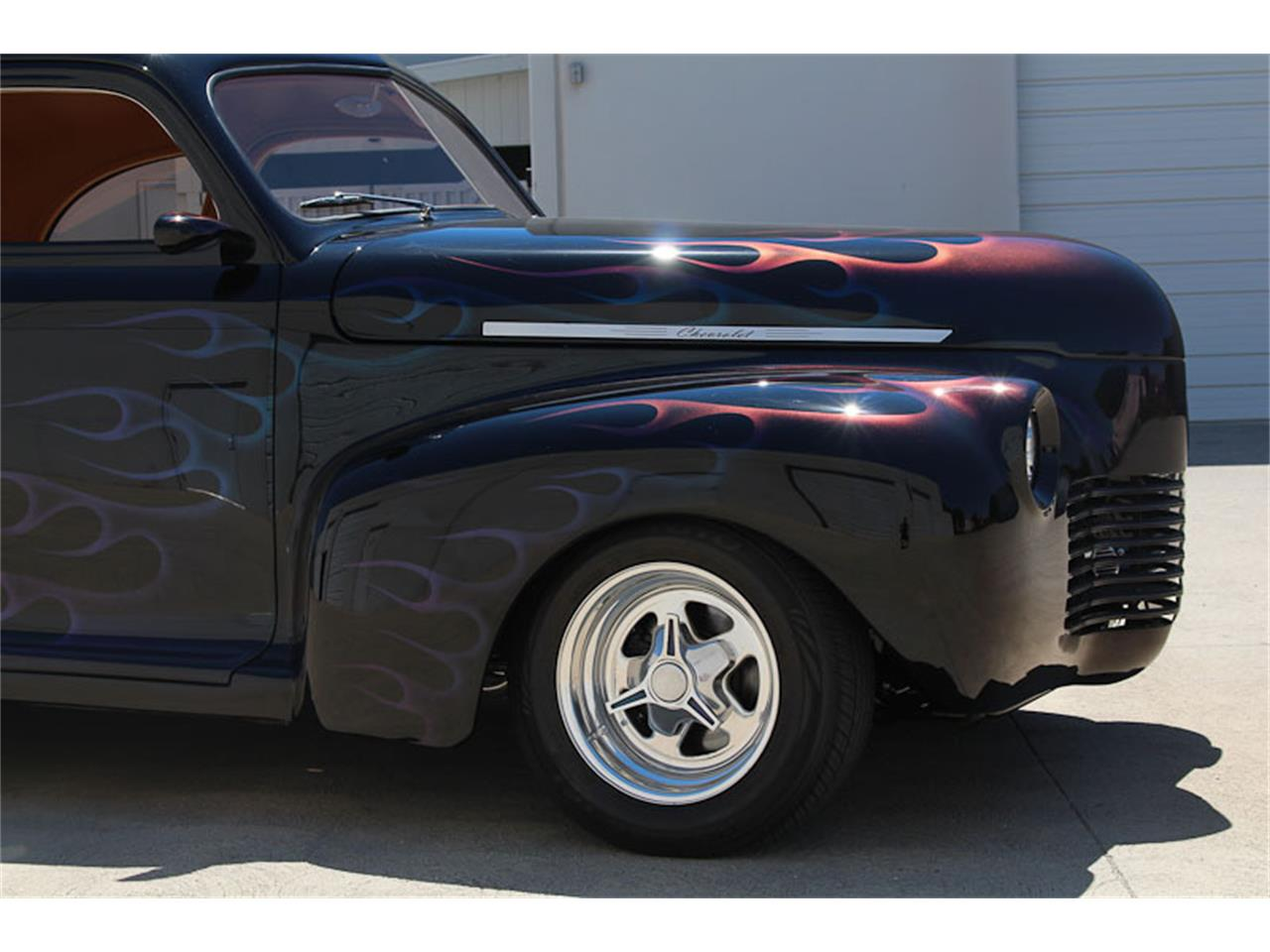 Large Picture of Classic '41 Chevrolet 1 Ton Pickup - LS5Q