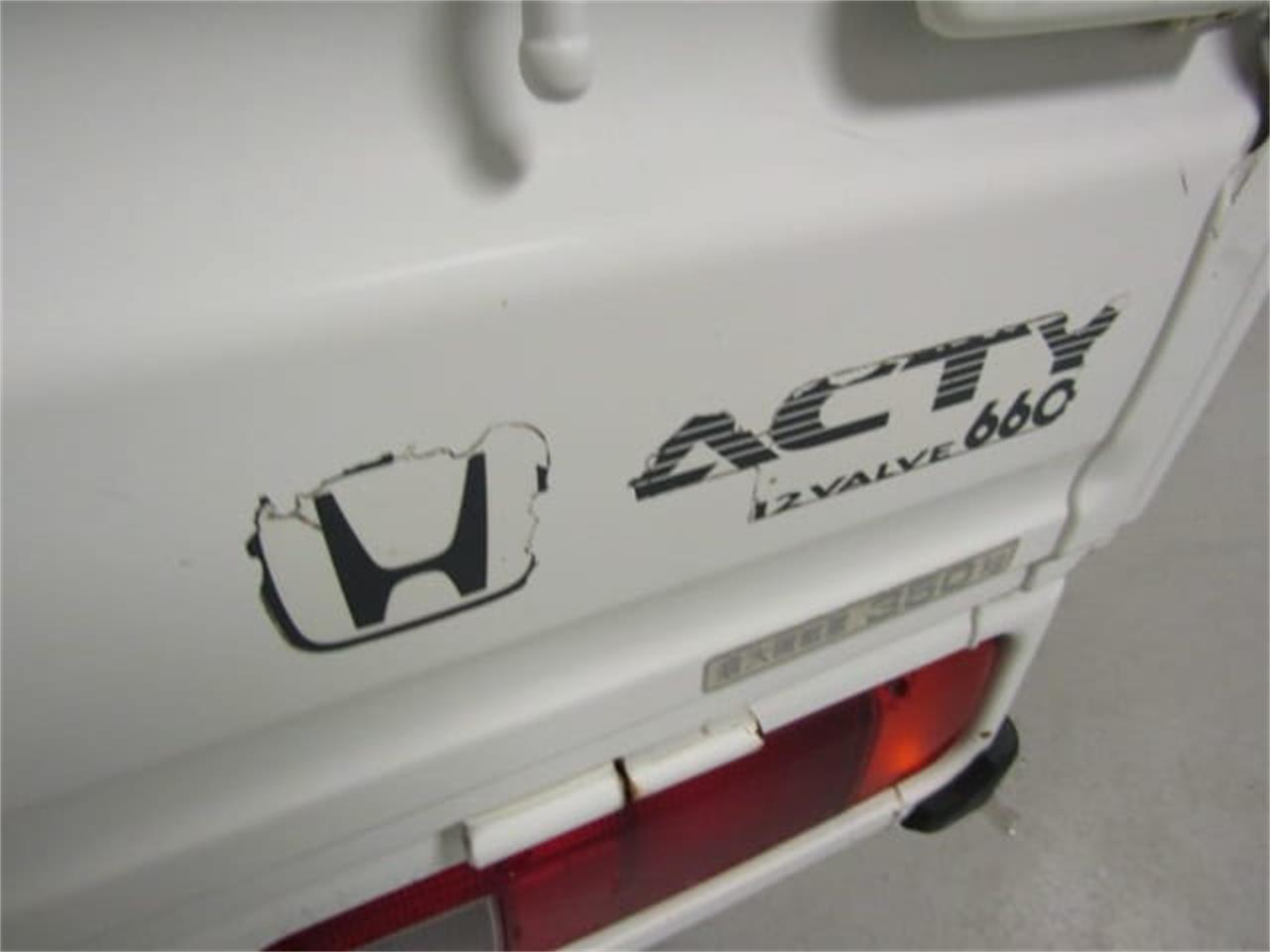 Large Picture of '92 ACTY - LS5U
