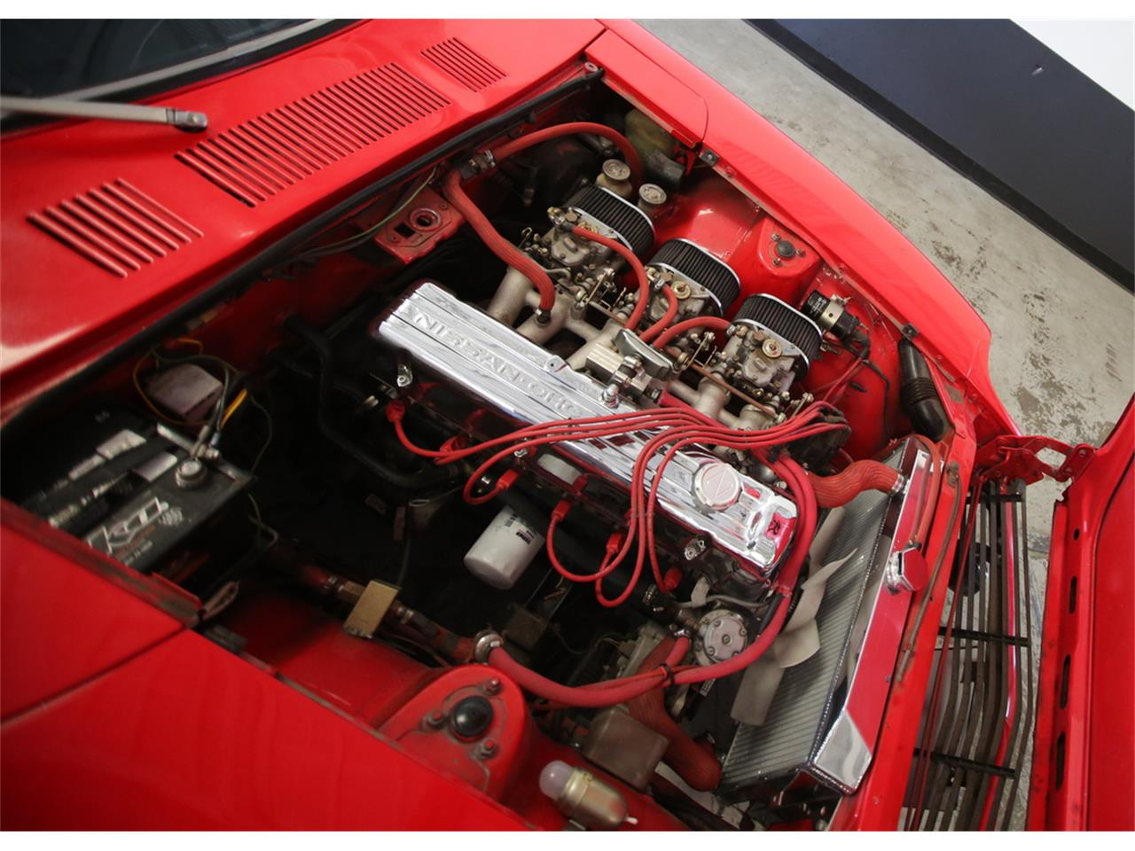 Large Picture of '72 1600 - LS61