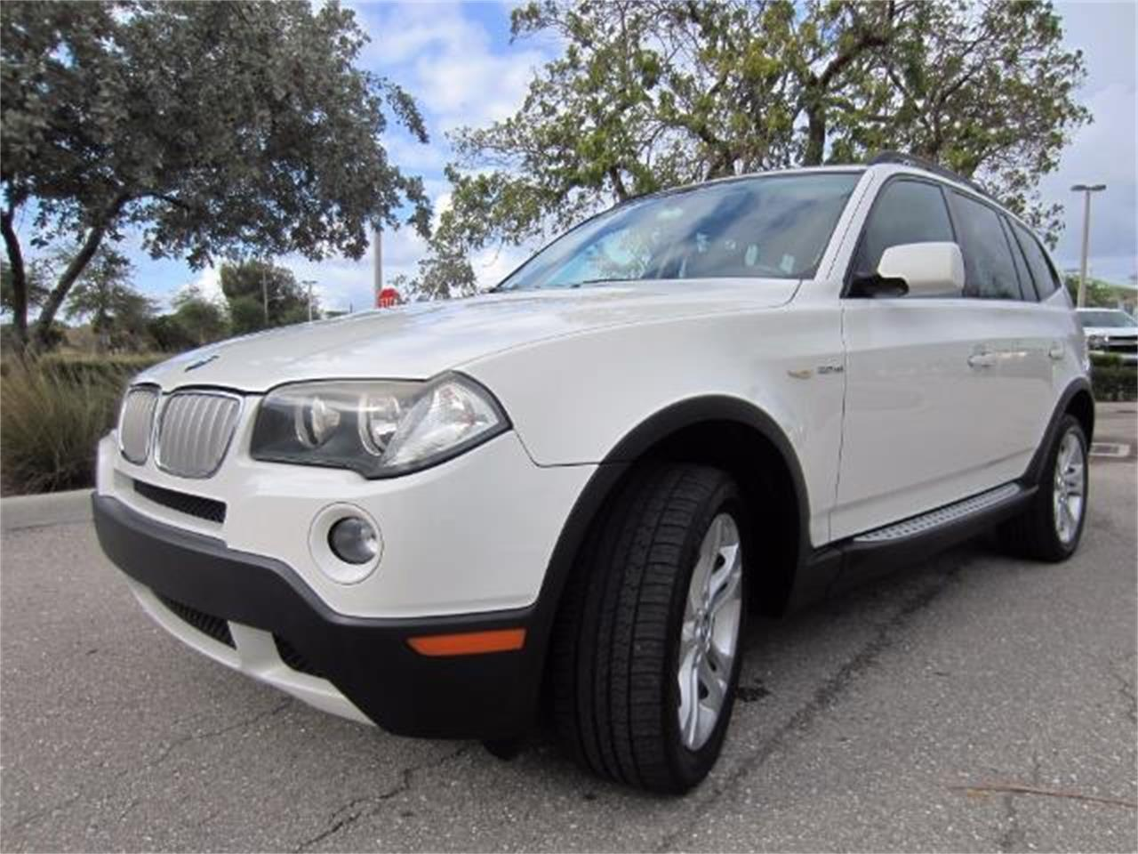 Large Picture of '08 X3 - LS6P