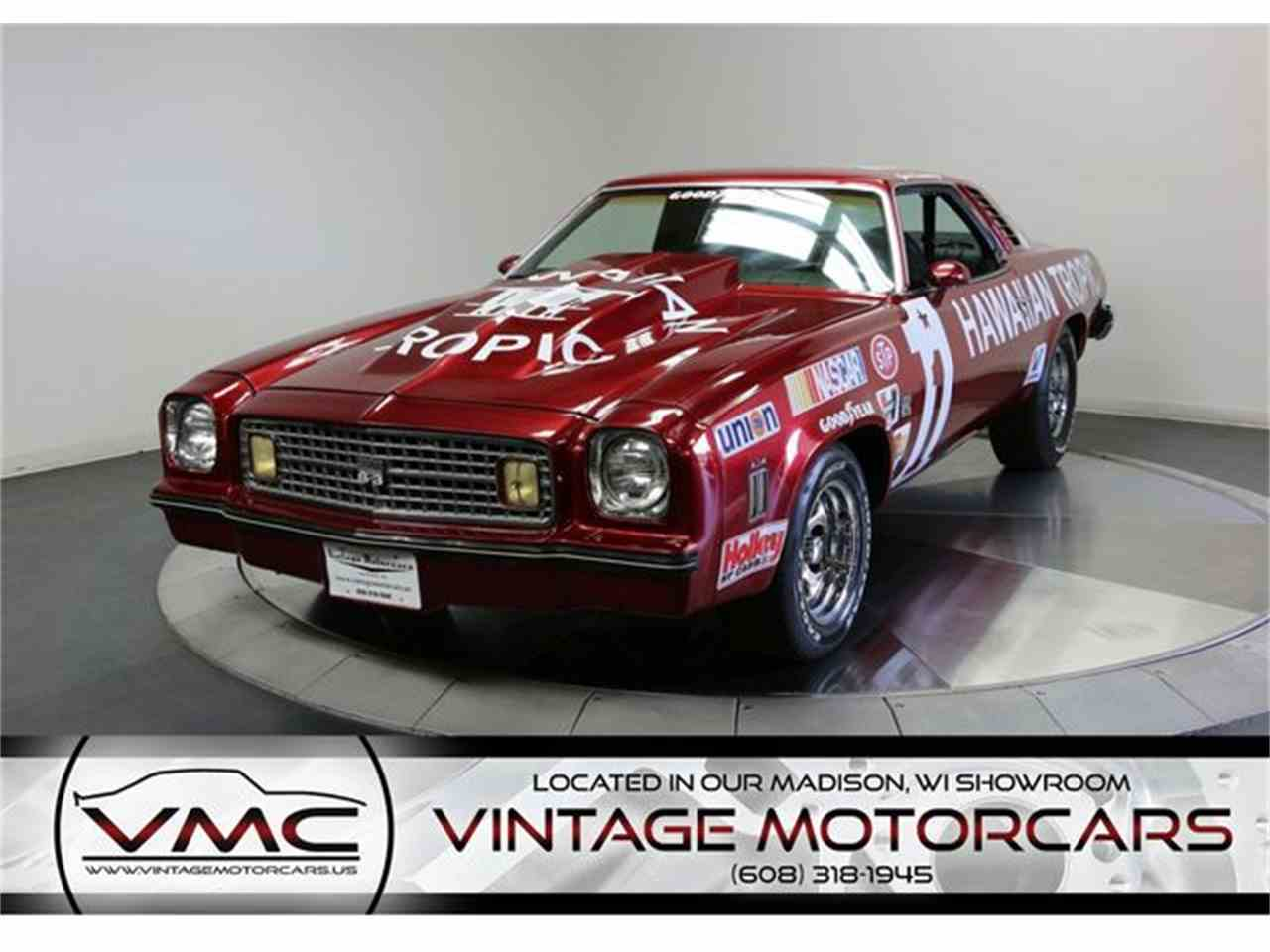Large Picture of '74 Chevrolet Chevelle Offered by Vintage Motorcars LLC - LS72