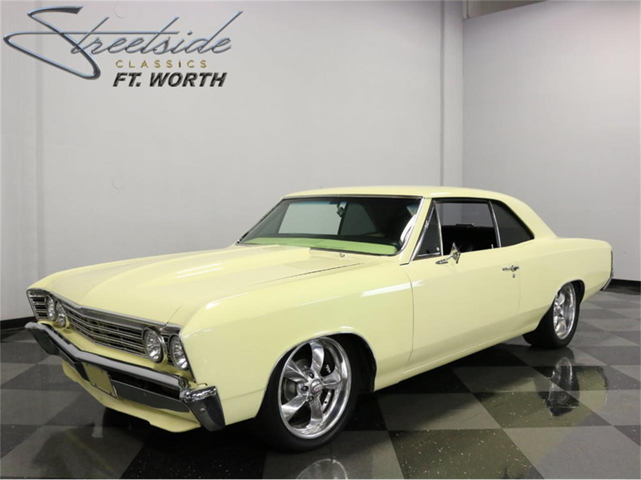 For Sale: 1967 Chevrolet Chevelle Malibu Restomod in Ft Worth, Texas