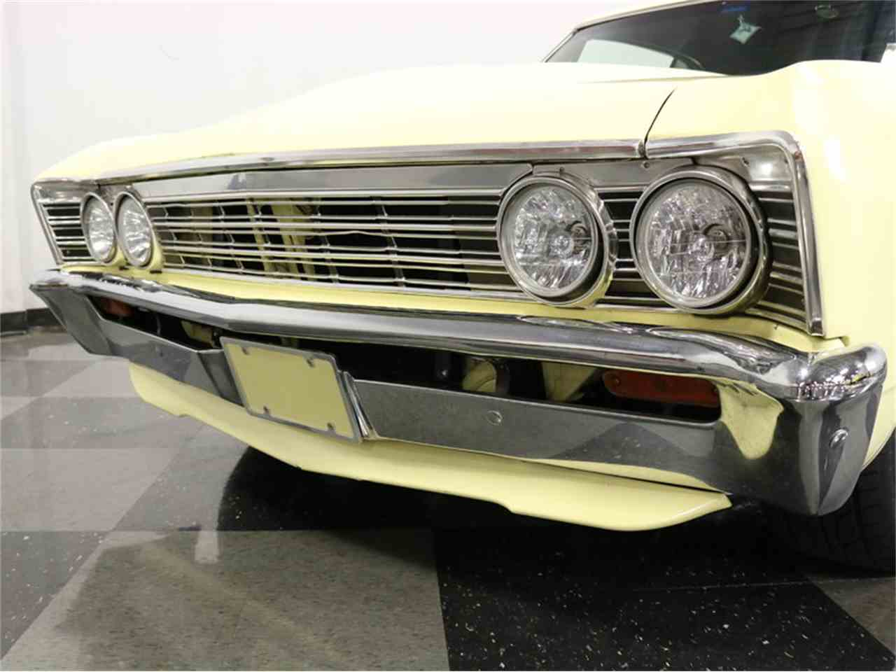 Large Picture of '67 Chevelle Malibu Restomod - LS73