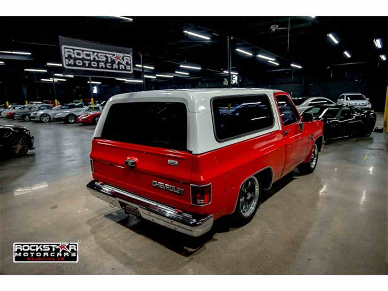 Large Picture of '82 Blazer - LS74