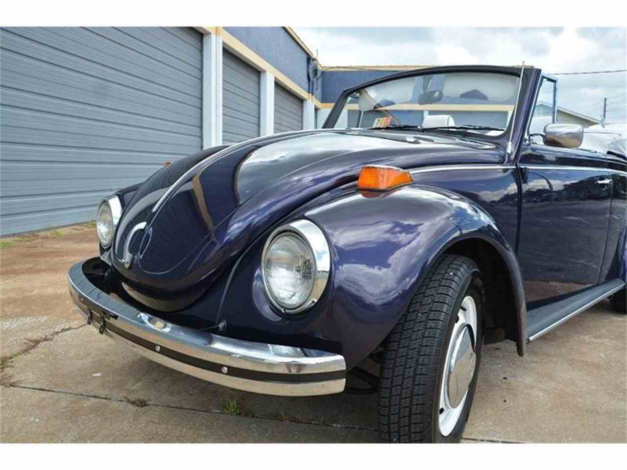 Large Picture of '71 Beetle - LS7J