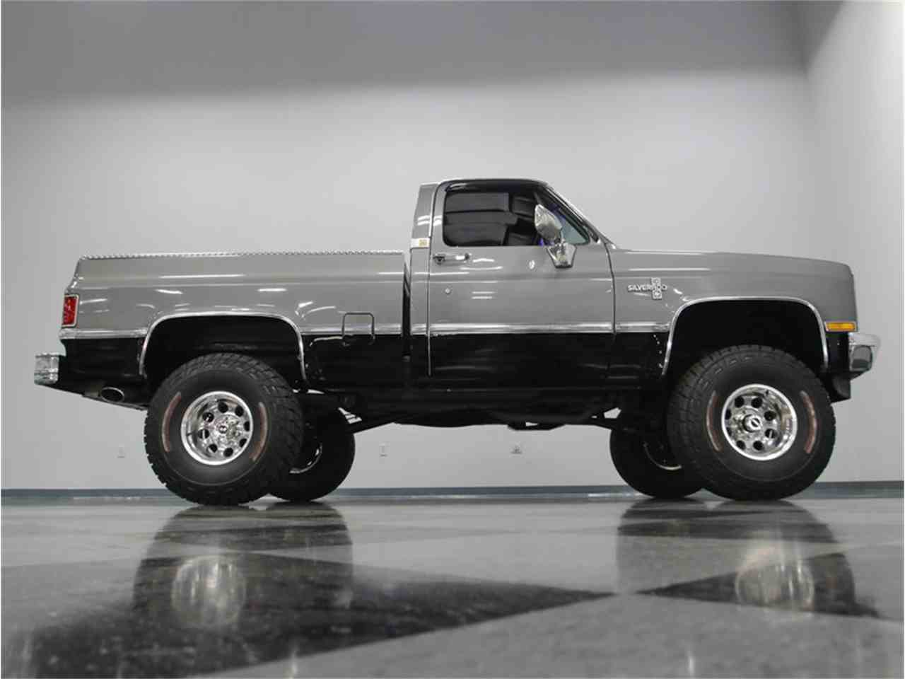 Large Picture of '87 K-10 - LS7L