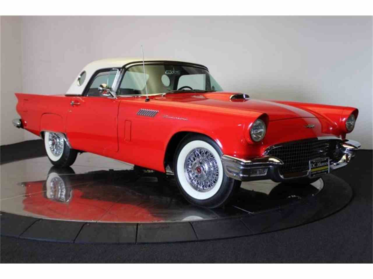 Large Picture of Classic '57 Thunderbird located in Anaheim California - $52,900.00 - LS7N