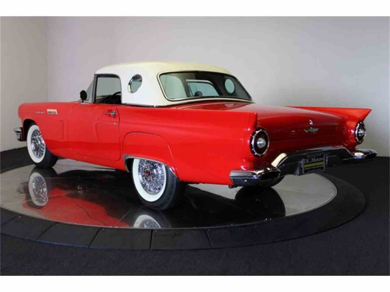 Large Picture of Classic '57 Thunderbird located in Anaheim California - LS7N