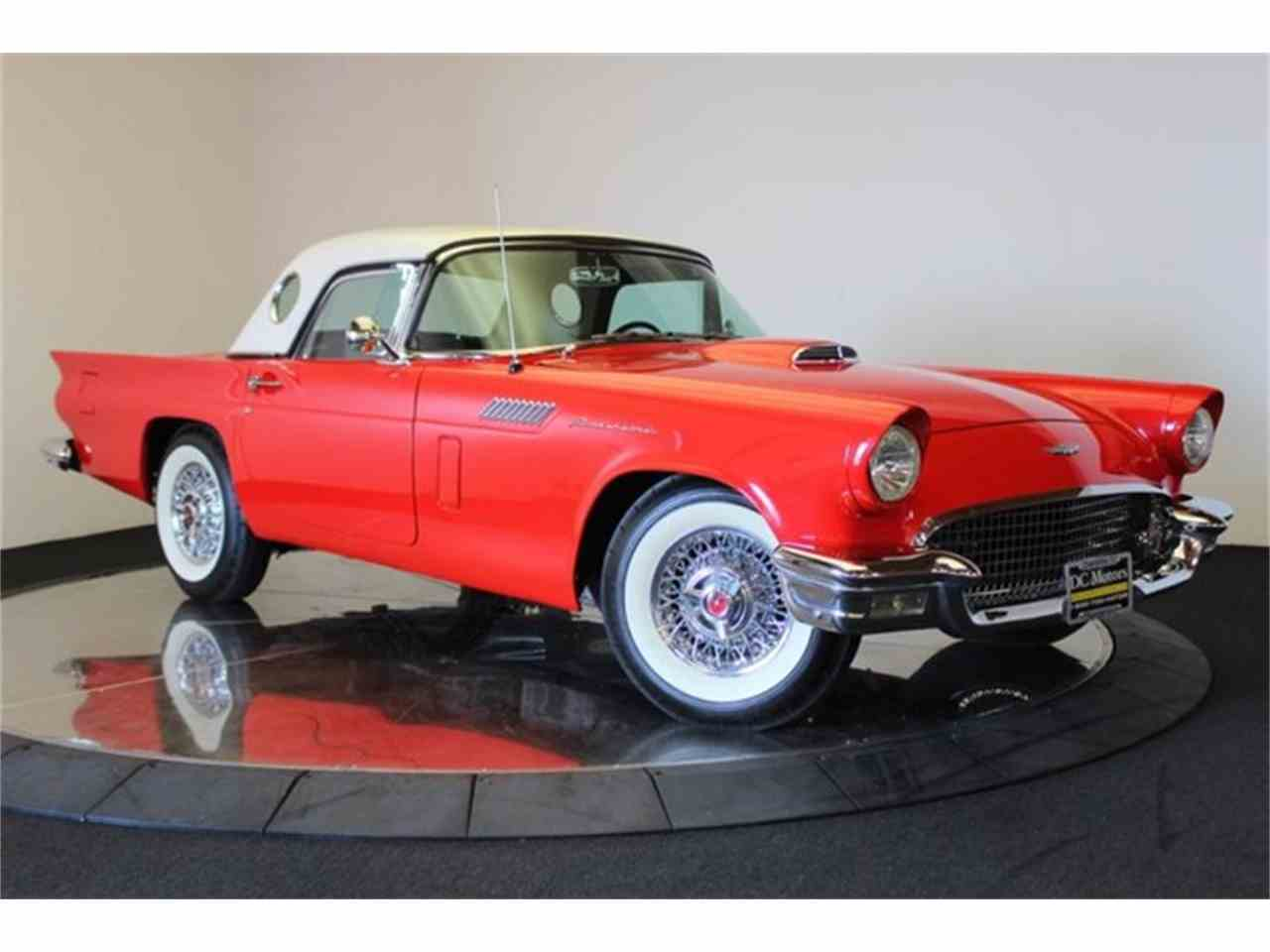 Large Picture of '57 Ford Thunderbird - $52,900.00 - LS7N
