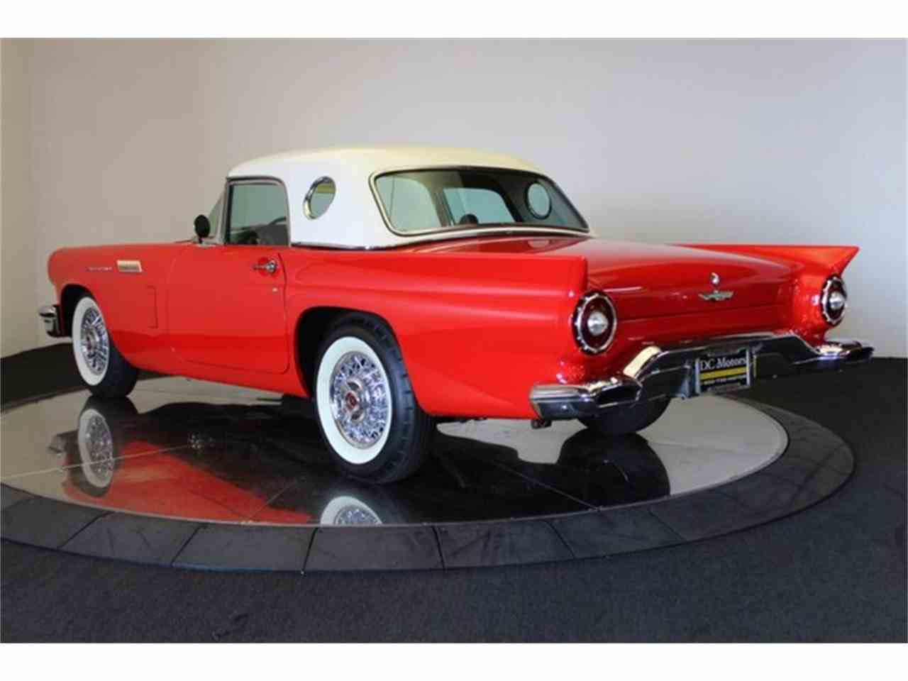 Large Picture of '57 Ford Thunderbird located in Anaheim California - $52,900.00 - LS7N